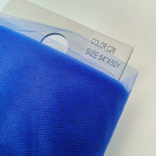 Royal Blue / Nylon Tulle 54""